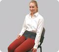 6276  / Pelvic Belt with Crotch Strap